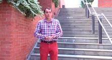 Entrevista a Fran Gallego, professor de la Universitat d'Alacant
